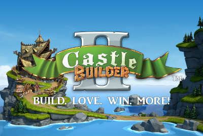 Castle Builder 2 Mobile Slot Logo