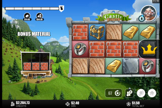 Castle Builder 2 Mobile Slot Machine