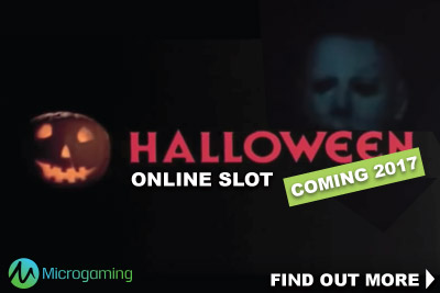 Microgaming Halloween Online & Mobile Slot Coming In 2017