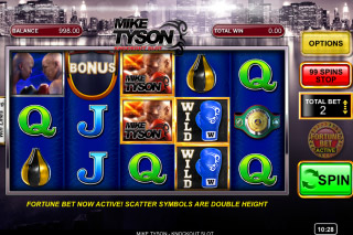 Mike Tyson Knockout Mobile Slot Machine
