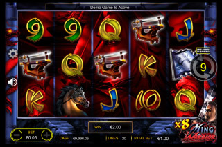 Ming Warrior Mobile Slot Machine Bonus