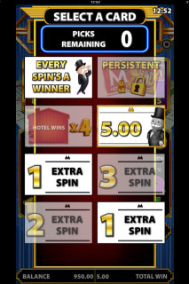 Monopoly Bring The House Down Mobile Slot Bonus Game