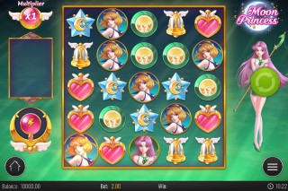Moon Princess Mobile Slot Machine