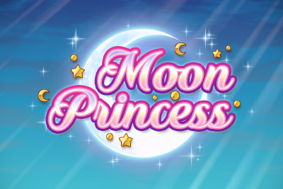 Moon Princess Mobile Slot Logo