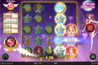Moon Princess Slot Bonus Love