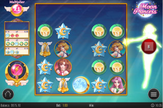Moon Princess Slot Star Bonus