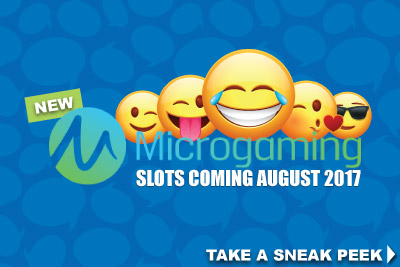 New Microgaming Mobile Slots Coming In August 2017