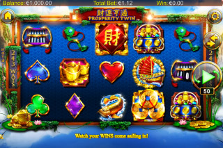 Prosperity Twin Mobile Slot Game