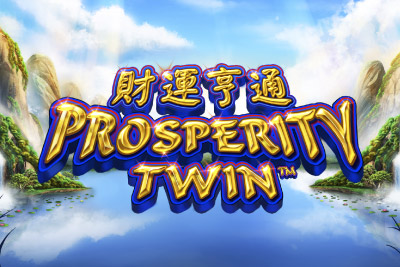 Prosperity Twin Mobile Slot Logo