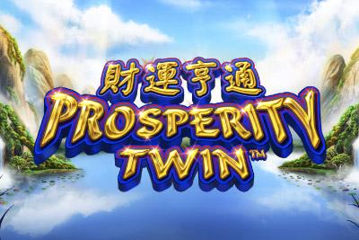 Prosperity Twin Mobile Slot Logo