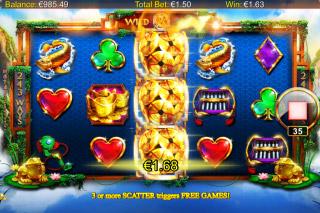 Prosperity Twin Mobile Slot Wild Win
