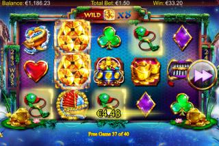 Prosperity Twin Mobile Slot Wild Wins