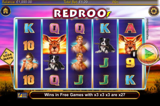 Red Roo Mobile Slot Game