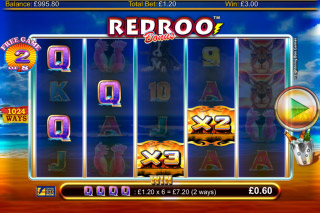 Red Roo Mobile Slot Bonus Multipliers