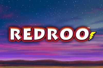 Red Roo Mobile Slot Logo