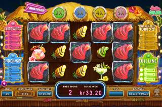 Spina Colada Mobile Slot Free Spins
