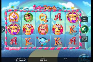 Sugar Parade Mobile Slot Machine