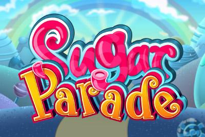 Sugar Parade Mobile Slot Logo