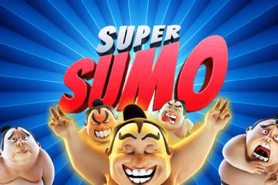 Super Sumo Mobile Slot Logo