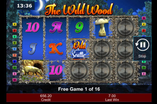 The Wild Wood Mobile Slot Free Spins