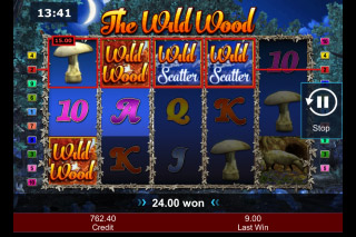 The Wild Wood Mobile Slot Wilds