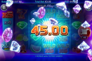 Wild Play Superbet Mobile Slot Big Win