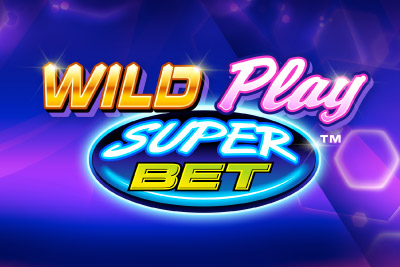 Wild Play Superbet Mobile Slot Logo