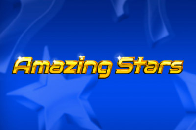 Amazing Stars Mobile Slot Logo