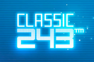 Classic 243 Mobile Slot Logo