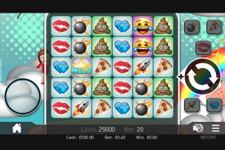 Emoji Planet Slot Machine - Review and Free Online Game