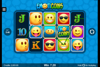 EmotiCoins Mobile Slot Machine