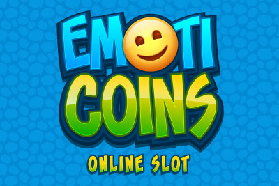 EmotiCoins Mobile Slot Logo