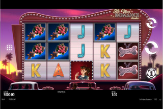 Full Moon Romance Mobile Slot Machine
