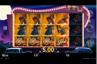 Full Moon Romance Mobile Slot Wild Win