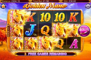 Spiele Golden Mane - Video Slots Online