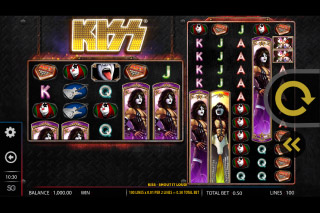 Kiss Mobile Slot Review