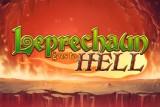 Leprechaun Goes To Hell Mobile Slot Logo
