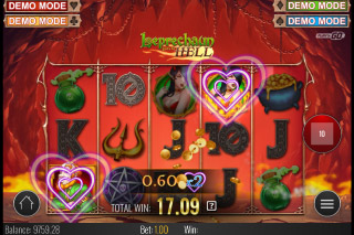 Leprechaun Goes To Hell Mobile Slot Wilds