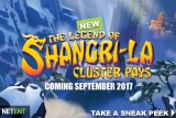 New NetEnt The Legend of Shangri La Cluster Pays Touch Slot Coming September