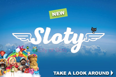 New Sloty Casino Slots Site Is Open For Business
