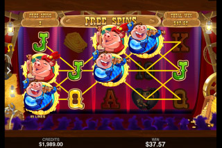 Oink Country Love Mobile Slot Free Spins