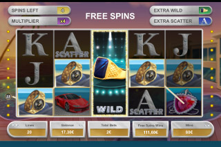 Redeem The Dream Mobile Slot Free Spins