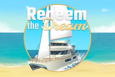 Redeem The Dream Mobile Slot Logo