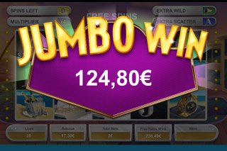 Redeem The Dream Mobile Slot Jumbo Win