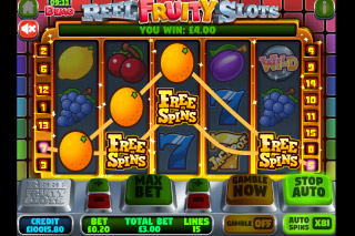 Reel Fruity Slots Mobile Slot Free Spins