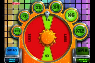 Reel Fruity Slots Mobile Slot Gamble Feature