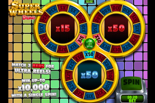 Reel Fruity Slots Mobile Slot Bonus Feature