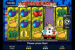 Reel King Potty Mobile Slot Bonus