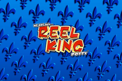 Reel King Potty Mobile Slot Logo