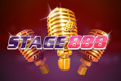 Stage 888 Mobile Slot Logo